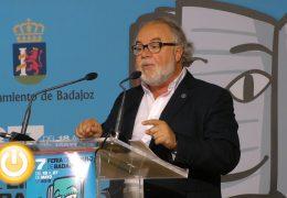Pregón de la 37ª Feria del Libro de Badajoz