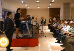 Entregadas las distinciones por el Día de la Seguridad Privada en Extremadura