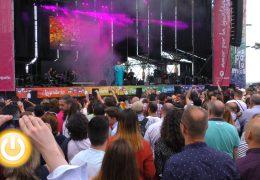 Los Palomos reúnen a 30.000 personas en torno a la igualdad y la tolerancia