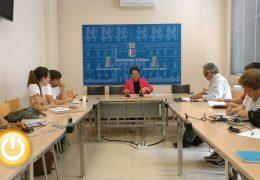 La Junta de Gobierno aprueba la adjudicación de nuevas obras en la alcazaba