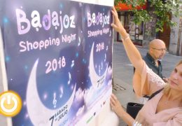 Vuelve la Shopping Night al centro de Badajoz