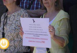Minuto de silencio por 4 nuevas víctimas de la violencia machista
