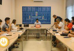 Cabezas pide al PP buena planificación ante la avalancha de obras antes de las elecciones