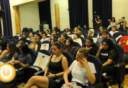 Alumnos de 24 nacionalidades eligen la Universidad de Extremadura