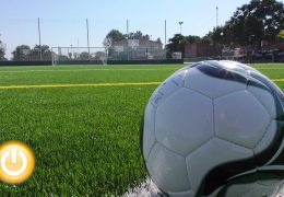 El colegio Puertapalma-El Tomillar inaugura su campo de césped artificial