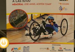 Badajoz acogerá el 20 de octubre la Copa de España de ciclismo adaptado