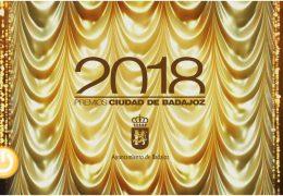 Gala Premios Ciudad de Badajoz 2018