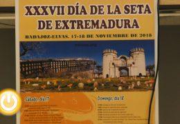 Los días 17 y 18 de noviembre Badajoz acogerá el Día de la Seta de Extremadura