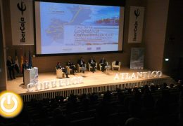 Badajoz ha acogido hoy el Foro de la Logística Corredor Atlántico