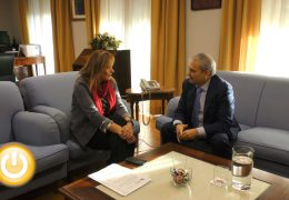 El Ayuntamiento y el Estado firmarán un convenio para urbanizar el final de Ricardo Carapeto