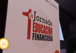 1ª Jornada de Educación Financiera en Badajoz