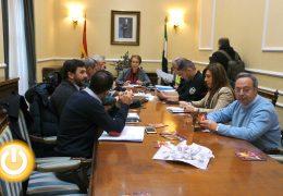 Badajoz refuerza la seguridad con motivo de las fiestas navideñas