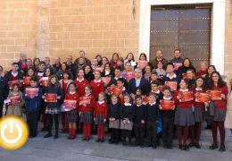 Badajoz entrega los premios de sus concursos de Navidad