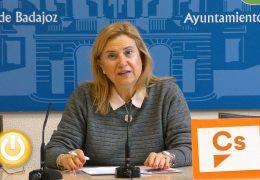Julia Timón asegura que gracias a Ciudadanos se han impulsado los proyectos de la Inmobiliaria Municipal