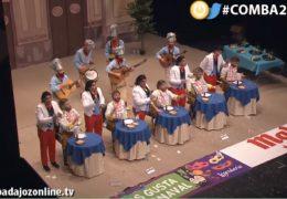 Otro quinto, por favor-  Final Concurso Murgas Carnaval de Badajoz 2019