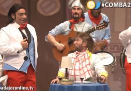 Los Jediondos– Semifinales 2019 Concurso Murgas Carnaval de Badajoz