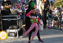 Concurso infantil de disfraz popular Carnaval 2019