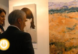 """Clausurada la exposición """"El arte con mirada de mujer"""""""