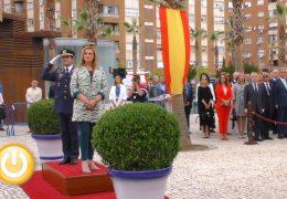 La Delegación de Defensa conmemora sus 24 años con un acto institucional