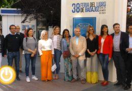 Arranca la feria del libro de Badajoz 2019