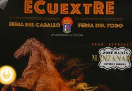 Ecuextre ofrece una exposición de José María Manzanares