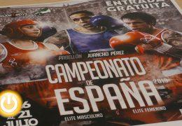 La élite del boxeo llega a Badajoz