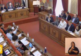 Pleno Ordinario de Octubre del 2019 del Ayuntamiento de Badajoz