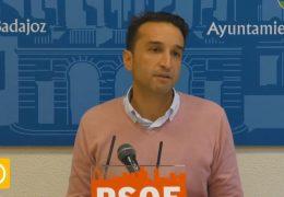 Rueda de prensa PSOE- Estrategia Sostenible