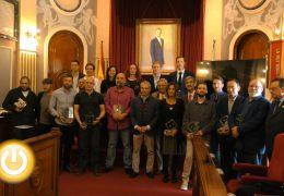 Entregados los galardones de los Premios Ciudad de Badajoz 2019