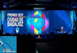 Resumen Gala Premios Ciudad de Badajoz 2019