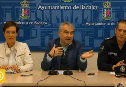 Rueda de Prensa alcalde- Nuevas Unidades de Policía Local