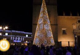 La magia de la Navidad inunda Badajoz