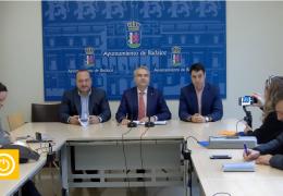 Rueda de prensa Alcalde- Luces LED poblados