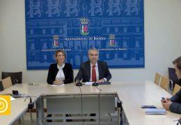 Rueda de prensa Alcalde- Mesa control inversiones EDUSI