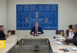 Rueda de prensa portavoz Gobierno- Junta de Gobierno Local