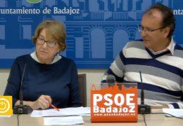 Rueda de prensa PSOE– Huertos Urbanos