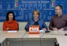 Rueda de prensa PSOE- Vecinos Huerta Rosales