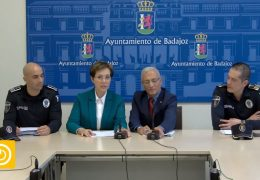 Rueda de prensa- Junta Local de Seguridad