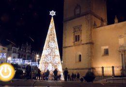 Felicitación navideña del alcalde de Badajoz 2019