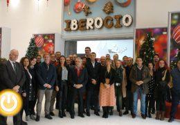 Rueda de prensa alcalde- Inauguración Iberocio