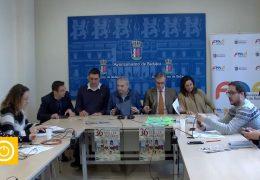 Rueda de prensa alcalde – Vuelta al Baluarte