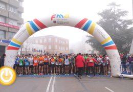 Más de 2.500 deportistas participan en el 36º Cross Popular 'Vuelta al Baluarte'