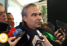 Rueda de prensa alcalde- C.D. Badajoz