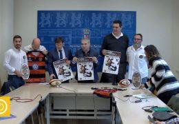 Rueda de prensa alcalde- Convivencia Internacional de Rugby