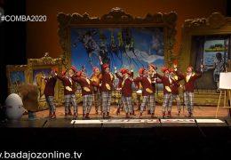 Los 3W– Preliminares 2020 Concurso Murgas Carnaval de Badajoz