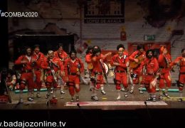 Los Callejeros– Preliminares 2020 Concurso Murgas Carnaval de Badajoz