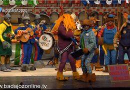 Badazoo (Los Espantaperros)– Preliminares 2020 Concurso Murgas Carnaval de Badajoz
