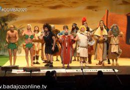 Los que se reparten el testamento– Preliminares 2020 Concurso Murgas Carnaval de Badajoz