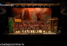 Las Polichinelas– Preliminares 2020 Concurso Murgas Carnaval de Badajoz