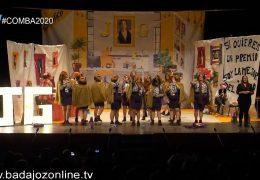 20 D'copas – Preliminares 2020 Concurso Murgas Carnaval de Badajoz